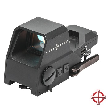 Sightmark ® Ultra Shot (A Spec) NV QD Multi-Rectile Sight - Black