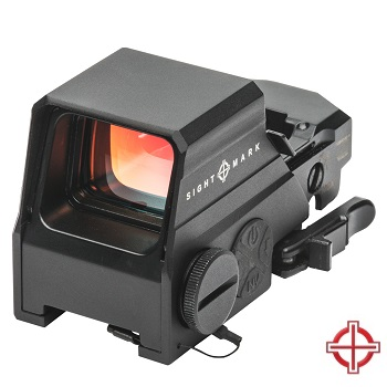 Sightmark ® Ultra Shot (M-Spec) NV LQD Rectile Sight - Black