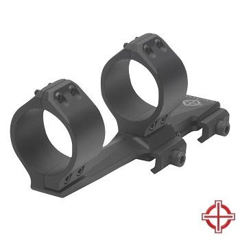 "Sightmark ® Tactical Cantilever Mount (Ø 34mm) ""20 MOA Comp."" - Black"