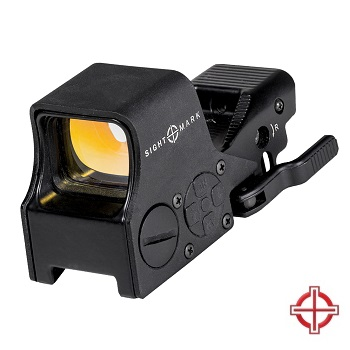 Sightmark ® Ultra Shot (MilSpec) NV QD Rectile Sight - Black