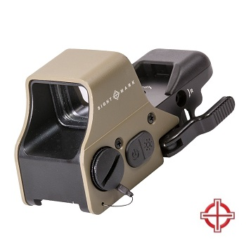 Sightmark ® Ultra Shot Plus QD Multi-Rectile Sight - Flat Dark Earth