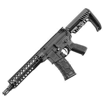 Black x VFC OPS M4 Avalon Virgo Silent AEG - Black