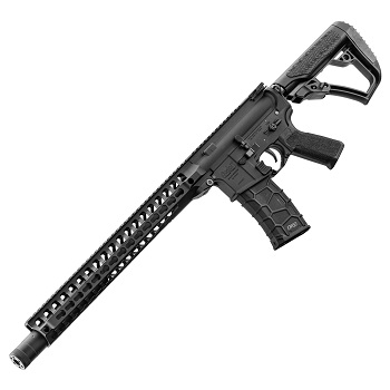 Black x VFC OPS M4 Avalon Virgo Silent Plus AEG - Black