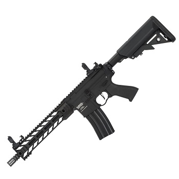 "Lancer Tactical M4 Enforcer ""M-LOK"" 10inch QSC ProLine AEG - Black"