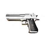 SRC Desert Eagle EBB (Electric Blowback) - Silver