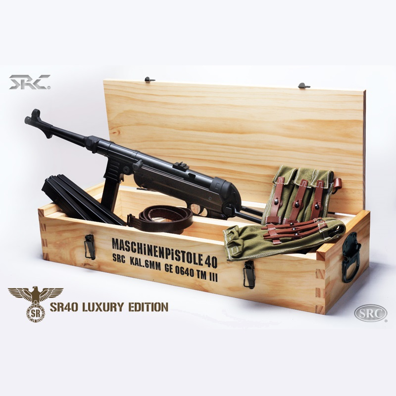 SRC MP-40 Deluxe Set AEG/EBB *Limiterte Auflage*