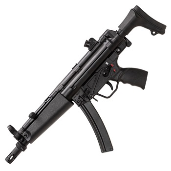 SRC SMG5 A3 Co² BlowBack - Black