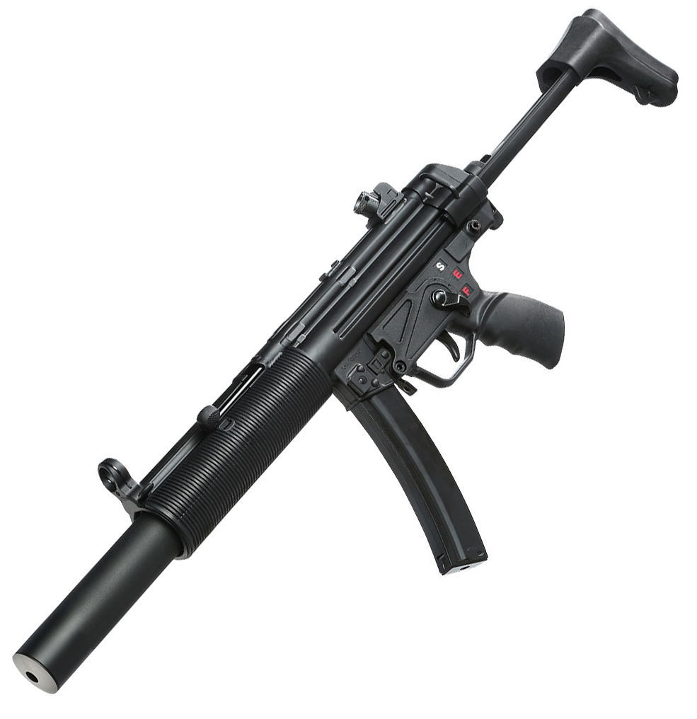 SRC SMG5 SD3 Co² BlowBack - Black