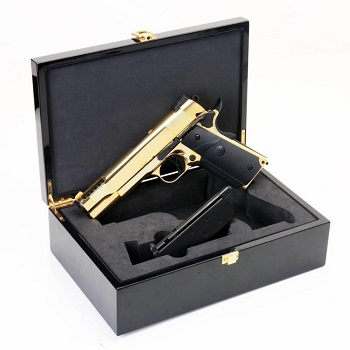 SRC M1911 GBB (24k Gold) - Luxury Edition