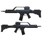 S&T x H&K G36 KV AEG/EBB - Black