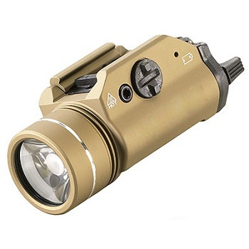 Streamlight ® TLR-1 HL Rail Mounted Tactical LED FlashLight (mit Strobo) - Flat Dark Earth