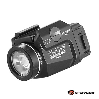 Streamlight ® TLR-7 Gun Light LED FlashLight (500 Lumen) - Black