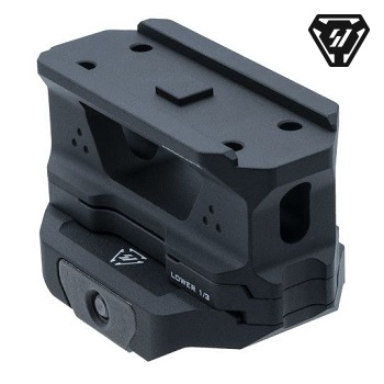Strike Industries ® T1 Riser Mount - Black
