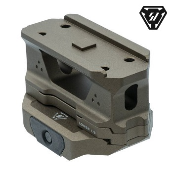 Strike Industries ® T1 Riser Mount - Bronze