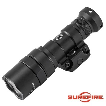 Surefire ® M300C Mini Scout Light (500 Lumen) - Black