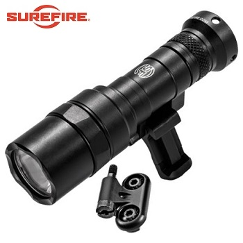 Surefire ® M340C Mini Scout Light Pro (500 Lumen) - Black