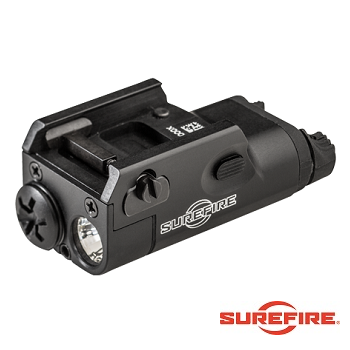 Surefire ® XC1 Ultra-Compact LED Pistol Light (200 Lumen) - Black