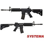 SYSTEMA M4A1 R.A.S. PTW - M90/M130 (2014)