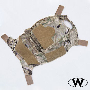 Team Wendy ® Cover für EXFIL LTP Helmet - MultiCam