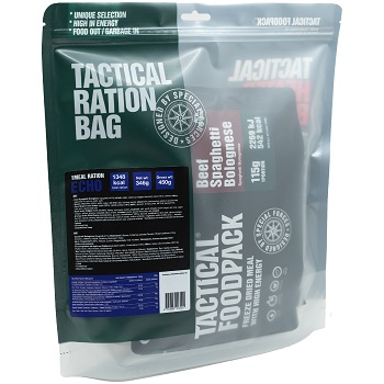 Tactical Foodpack ® 1 Meal Ration ECHO