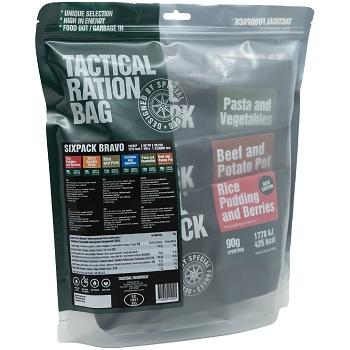 Tactical Foodpack ® Six Pack Bravo