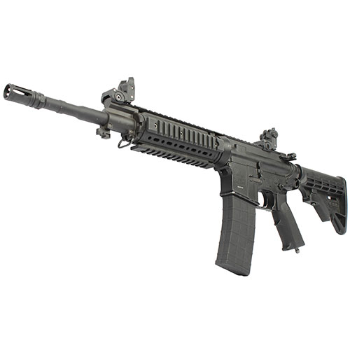 TIPPMANN M4 Carbine HPA/Co² BlowBack - Black