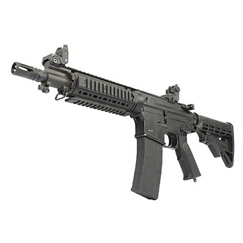 TIPPMANN M4 CQB HPA/Co² BlowBack - Black