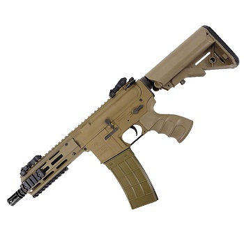 "TIPPMANN M4 ""Recon"" M-LOK AEG 6"" - Desert"