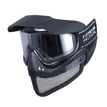 TIPPMANN Tactical Mesh Airsoft Goggle - Black