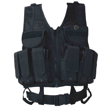 TIPPMANN Tactical Vest (HPA) - Black