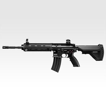 "Tokyo Marui HK 416 D AEG/EBB ""Recoil"" - Black"