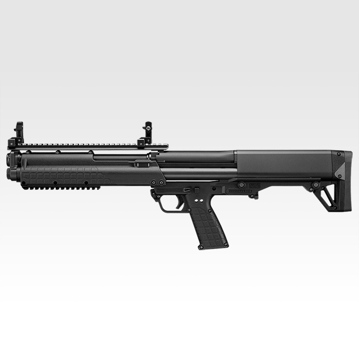 Marui KSG Gas Shotgun - Black