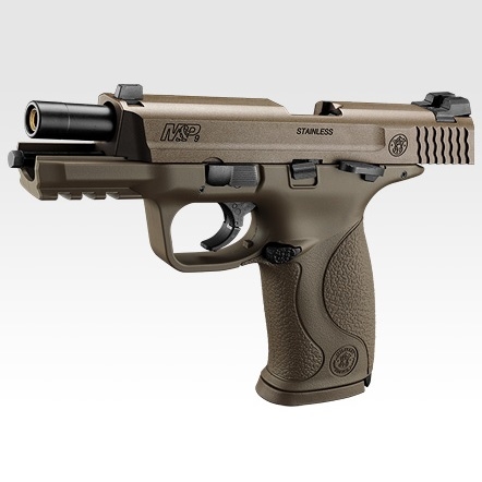 Marui MnP 9 V Custom GBB - Flat Dark Earth