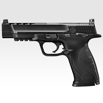 Marui M&P 9L Ported Performance Center C.O.R.E. GBB - Black