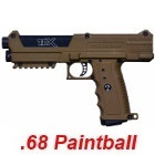 TIPPMANN TPX Cal .68 Paintball Marker - Coyote Brown