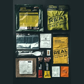 REAL ® Artic Field Ration - Pasta in Tomatensauce