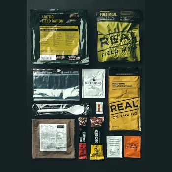 REAL ® Artic Field Ration - Chili con Carne