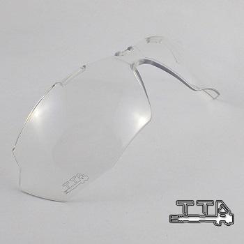 T.T.D. ® No-Fog Ersatzglas für E.B.M.S. Brillen - Clear