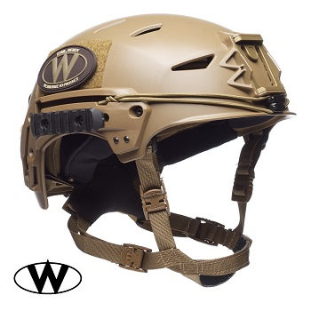 Team Wendy ® EXFIL LTP Helmet, Coyote - Gr. XL