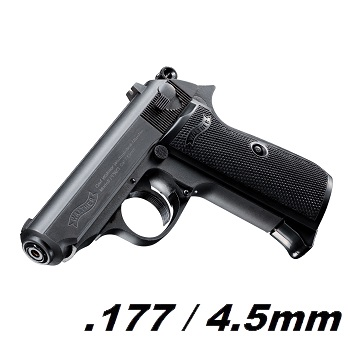 Walther PPK/S BlowBack Co² 4.5mm BB