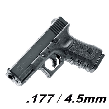Umarex Glock G19 (Gen. 3) Co² 4.5mm BB - Black