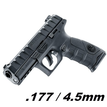 Beretta APX BlowBack Co² 4.5mm BB - Black
