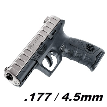 Beretta APX BlowBack Co² 4.5mm BB - Dual Tone