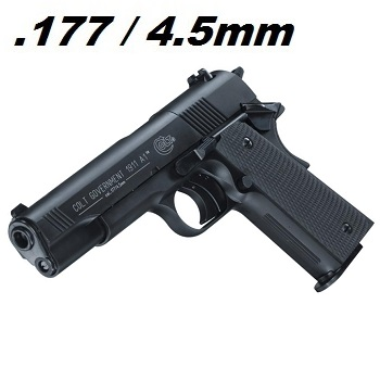 Colt Government 1911 A1 Co² 4.5mm Diabolo