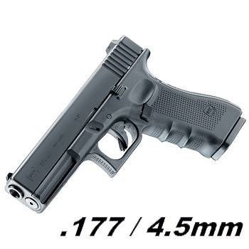 Umarex Glock G17 (Gen. 4) Co² BlowBack 4.5mm BB - Black
