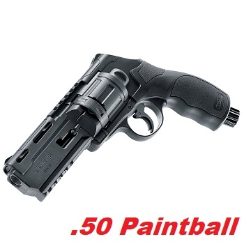 T4E HDR 50 Cal .50 Revolver (11 Joule) - Black