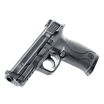 KWC x Smith & Wesson M&P 40 TS Co² BlowBack - Black