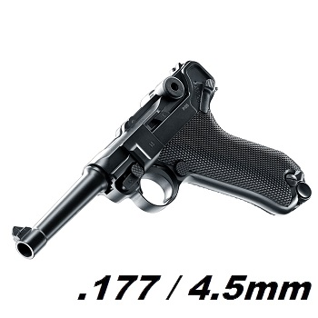 Umarex Legends P.08 BlowBack Co² 4.5mm BB