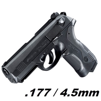 Beretta Px4 Storm BlowBack Co² 4.5mm Diabolo & BB