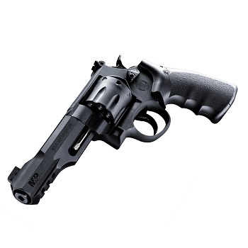 Smith & Wesson M&P R8 Co² Revolver - Black